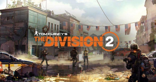 Un story trailer et une bêta fermée pour The Division 2.