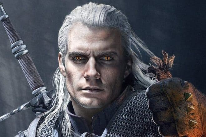 La série The Witcher de Netflix proposera un contenu mature.