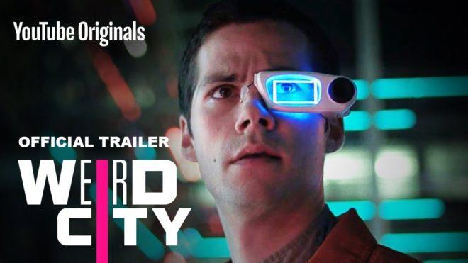 La série télévisée Weird City sera diffusée en février prochain.