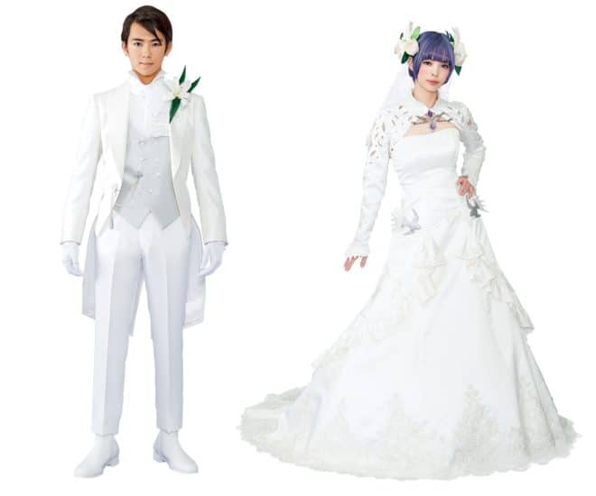 mariage Square Enix Final Fantasy XIV