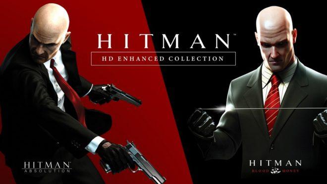 Hitman remaster