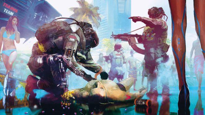 L'Epic Games Store n'aura pas CD Projekt RED en exclusivité.