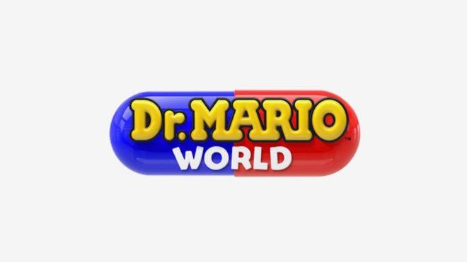 Dr. Mario World annoncé sur mobile par Nintendo en partenariat avec LINE.