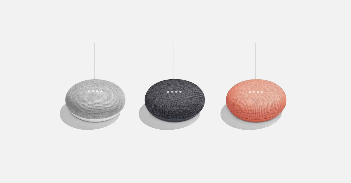 French Days Darty : le Google Home Mini à 29€