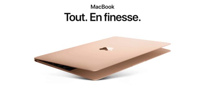 Apple macbook 300 de r duction sur fnac for 300 apple book
