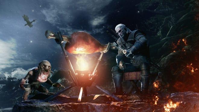Capcom annonce l'arrivée de l'événement The Witcher 3 : Wild Hunt dans Monster Hunter : World.