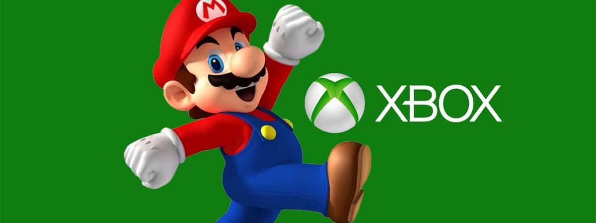 Nintendo microsoft une association qui va donner lieu de grosses choses - Donner des meubles a une association ...