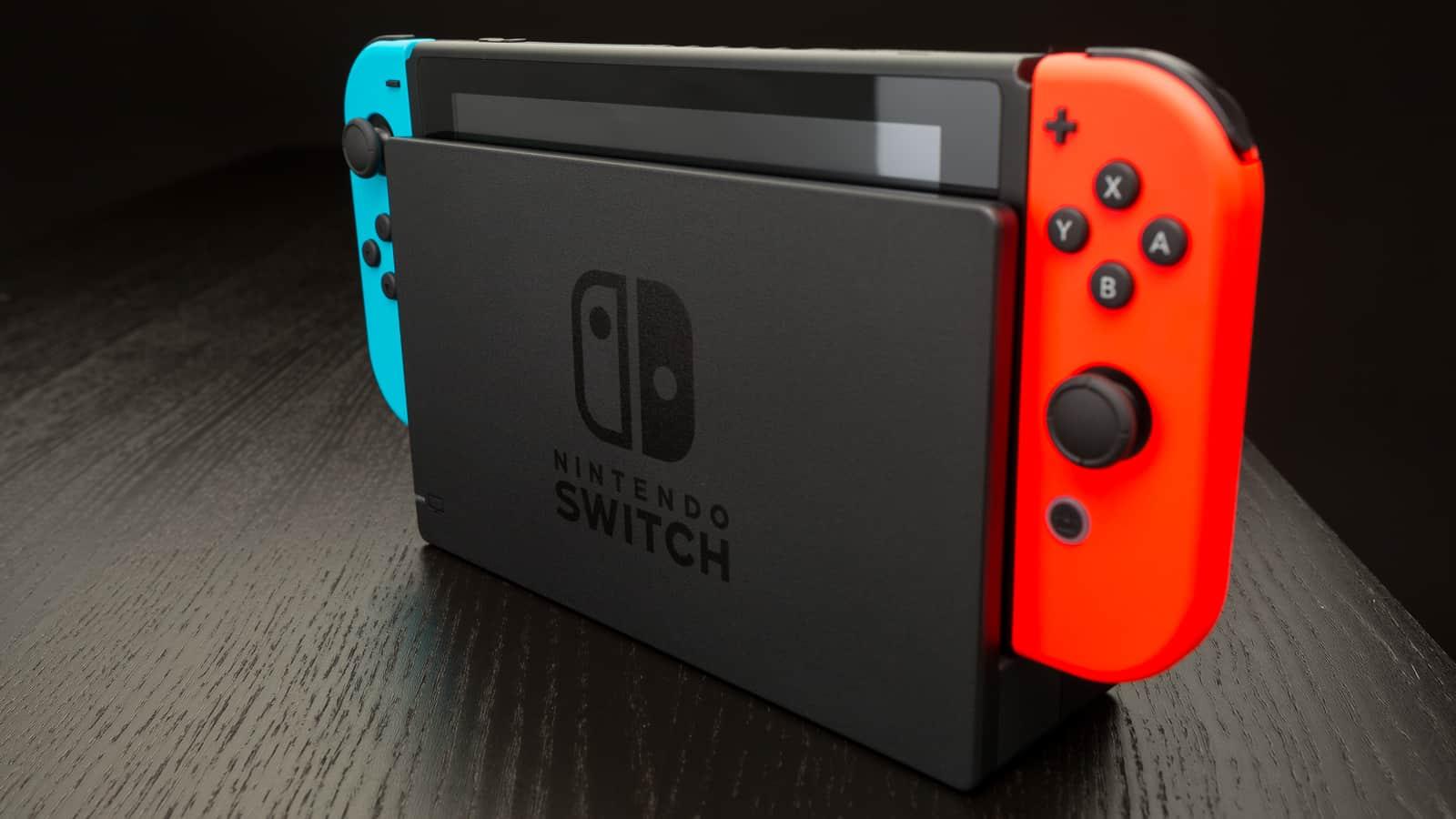 Nintendo remplace une Switch achetée récemment par le nouveau modèle