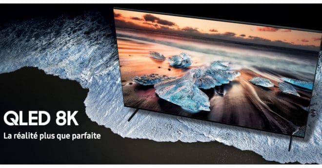Si vous pensiez craquer pour une TV 8K QLED de Samsung, autant de le faire maintenant, le fabricant offrant son smartphoneGalaxy S10+ Edition Performance tout juste sorti il y a quelques jours pour tout achat du téléviseur. Un écran peut en cacher un autre Dès aujourd'hui et jusqu'au 31 mars, Samsung vous offre le fleuron […]