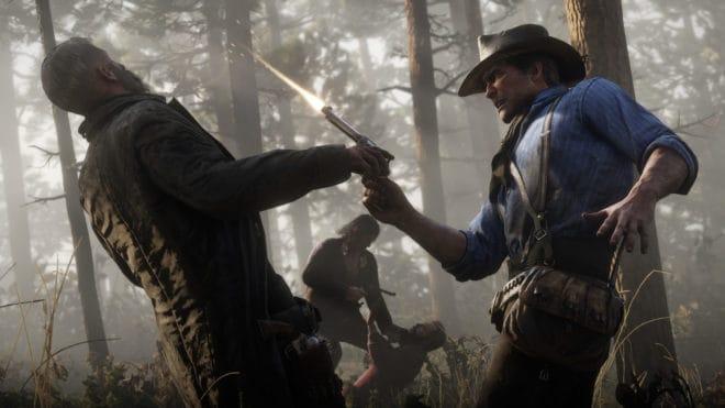 Red Dead Redemption 2 cartonne encore et toujours.