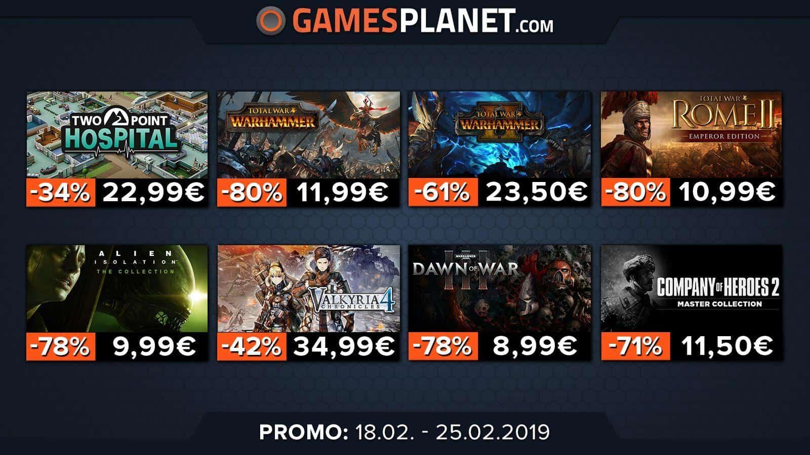 SEGA : 85 jeux soldés sur Gamesplanet