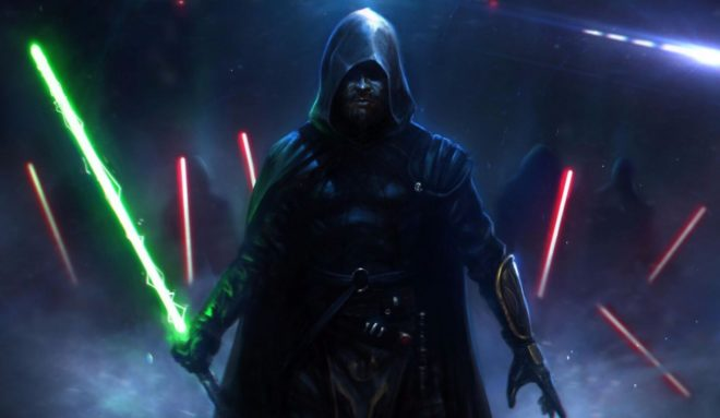 حرب النجوم: سيكون Jedi Fallen Order في احتفالات حرب النجوم 2019.