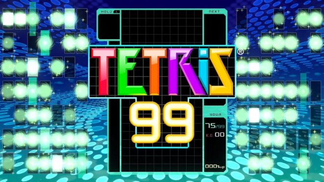 Tetris 99, le Battle Royale de Nintendo.