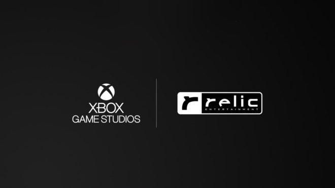 Un rachat de Relic Entertainment par Microsoft ?