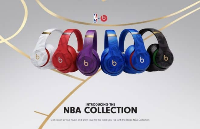 Beats NBA Collection