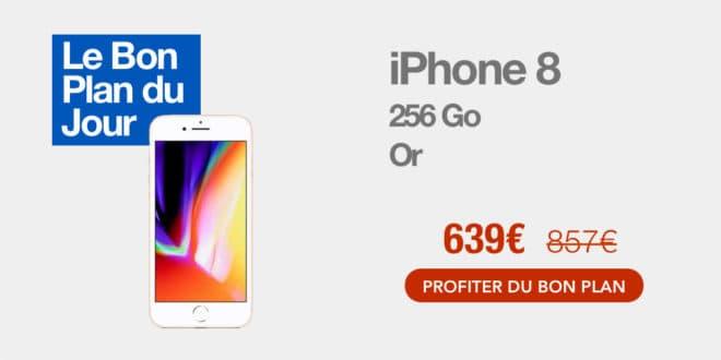 Si certains revendeurs profiteront des soldes pour pour pratiquer des remises sur l'iPhone 8, rien ne saurait approcher le tarif très compétitif aujourd'hui proposé sur eBay. L'iPhone 8 à prix sacrifié Doté d'un dos en verre, l'iPhone 8 conserve un design léché toujours résistant à l'eau et à la poussière (IP67) et doté d'un lecteur […]