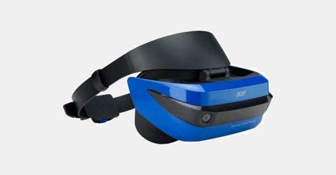 En octobre 2017, Microsoft dévoilait 6 casques de réalité mixte globalement similaires réalisés en collaboration avec six grands constructeurs : HP, Lenovo, Dell, Samsung, Asus et Acer. Aujourd'hui, c'est ce dernier qui est en promotion chez Fnac. Fonctionne même avec un PC peu puissant Lorsque Microsoft a distribué la Creators Update en avril 2017, le […]