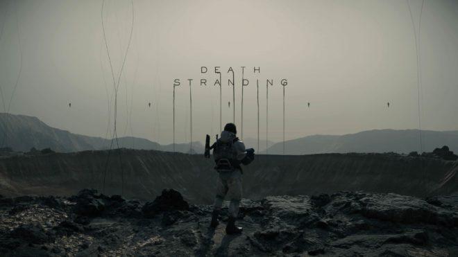 """Death Stranding est dans une """"période clé"""" de son développement sur PS4."""