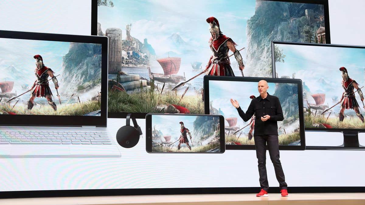 Google Stadia : Phil Harrison estime que l'émergence du cloud gaming est inévitable
