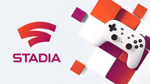 Stadia, la plateforme cloud gaming de Google.