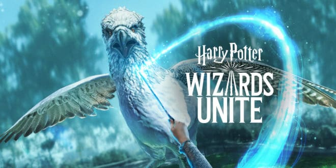 Place aux nouvelles informations sur Harry Potter : Wizards Unite.
