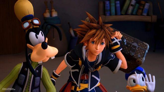 Les raisons de l'absence des personnages de Final Fantasy dans Kingdom Hearts 3.