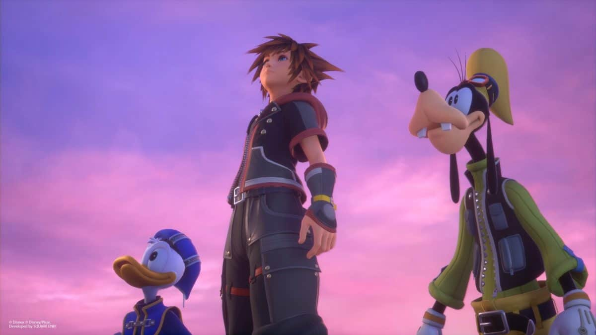 Le mode Maître arrive dans Kingdom Hearts III