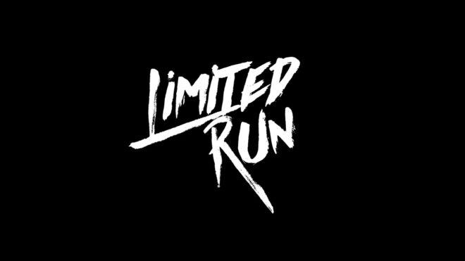 Limited Run Games sera à l'E3 2019.
