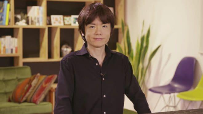 Le travail avant la santé pour Masahiro Sakurai.