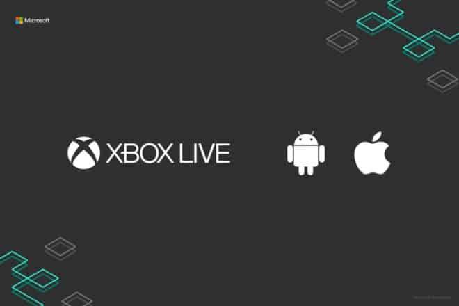 Le Xbox Live va arriver sur iOS ou Android avec Microsoft Game Stack.