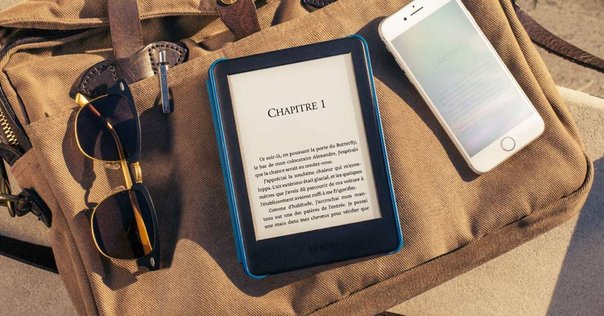 Kindle Amazon : une nouvelle liseuse lancée à 79€