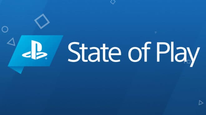 Sony dévoile l'émission PlayStation State of Play.