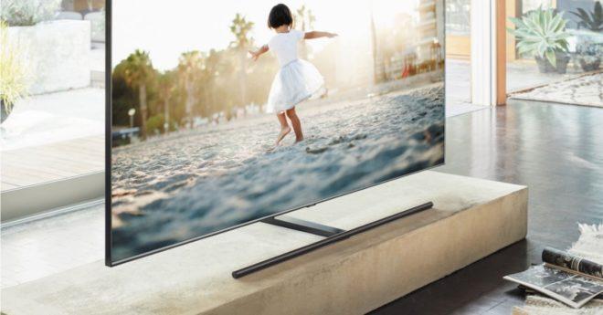 Téléviseur 4K UHD, leSamsung QE55Q9F 2018 est bardé de technologies dernier-cri qui lui assurent une image exceptionnelle en toutes circonstances. Un mode ambiant pour sublimer votre intérieur Certifié 4K Ultra HD, le téléviseur Samsung QLED 55Q9F est doté d'un écran de 55 pouces, soit 138 cm. Le nouveau rétroéclairage Direct Led offre une luminosité et […]