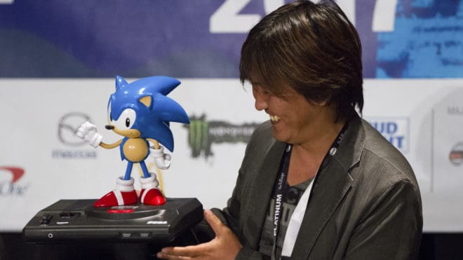 Новий Sonic the Hedgehog анонсував на фестивалі 2019 Gaming SXSW.