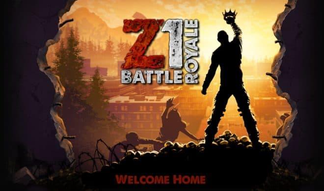 H1Z1 est mort, place à Z1 Battle Royale !