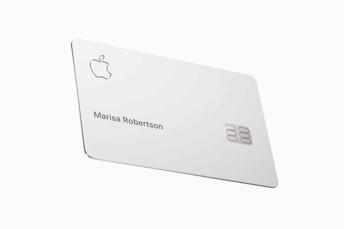 Apple Card : déjà un premier cas de fraude
