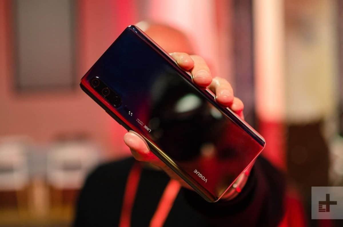 Huawei a une alternative à Android si cela s'avérait nécessaire