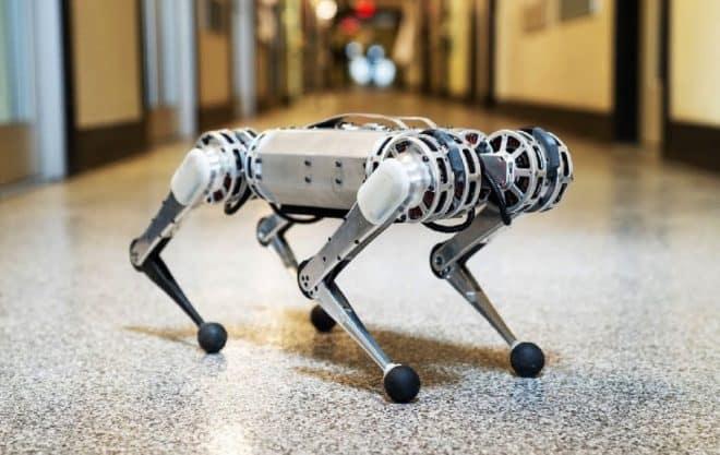 robot MIT Mini Cheetah