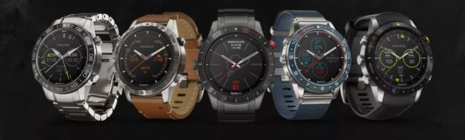 Smartwatches Garmin Marq