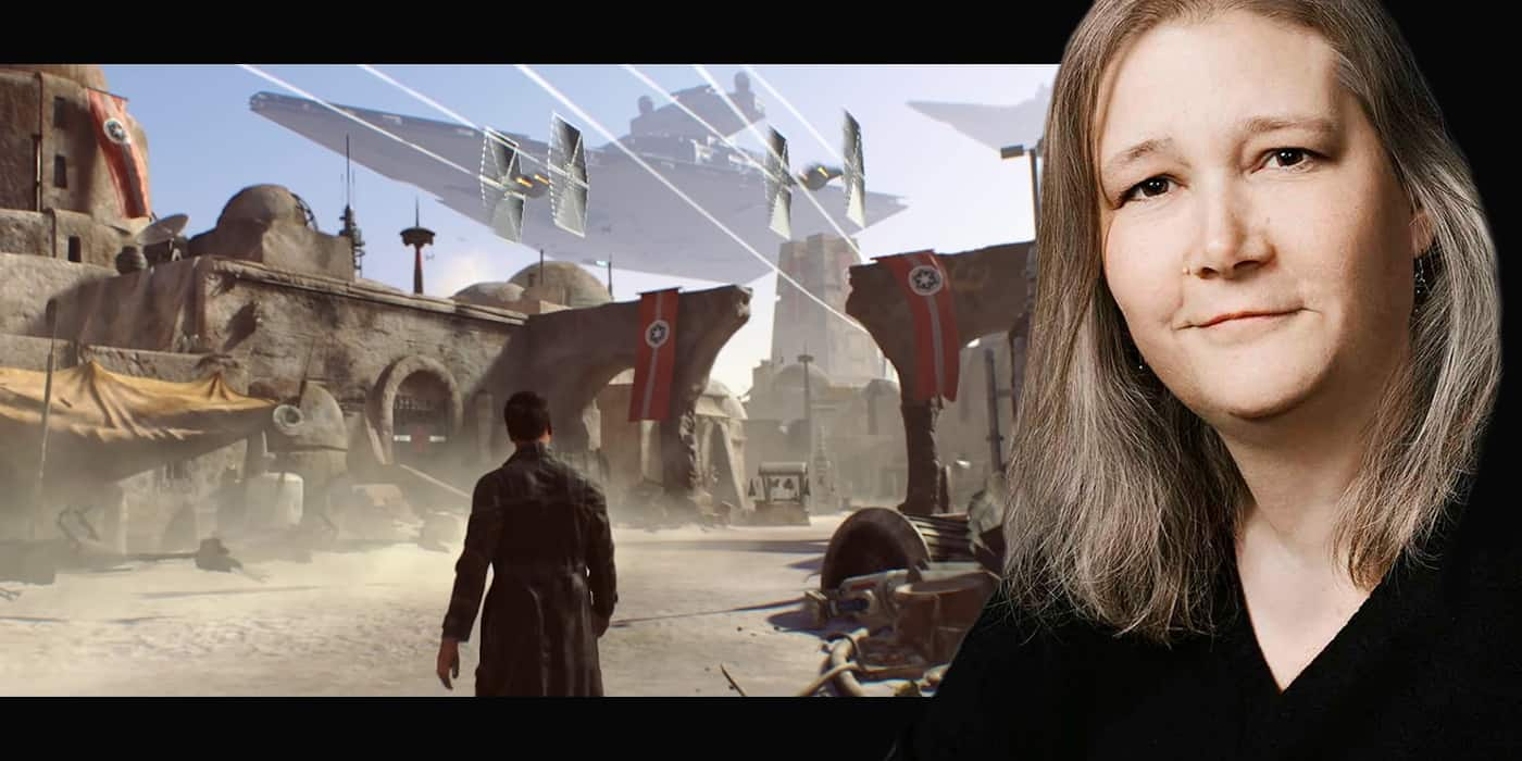 Star Wars Jedi Fallen Order : Amy Hennig est surprise de la communication d'Electronic Arts