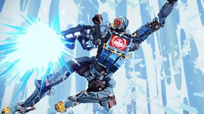 Apex Legends chute sur Twitch.