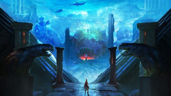 Une bande-annonce pour Les Champs de l'Elysée, premier épisode du DLC Le Destin de l'Atlantide d'Assassin's Creed Odyssey.