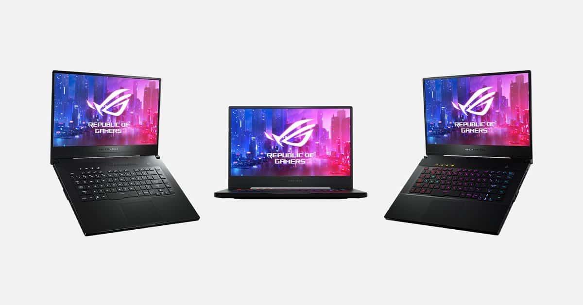 Asus ROG Zephyrus : de nouveaux PC ultraportables avec GTX 1060Ti