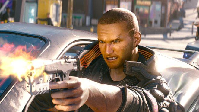 Cyberpunk 2077 n'est plus le même que celui de la démo de l'E3 2018.