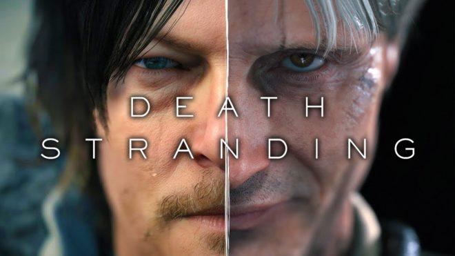 Hideo Kojima évoque Death Stranding, son nouveau jeu.