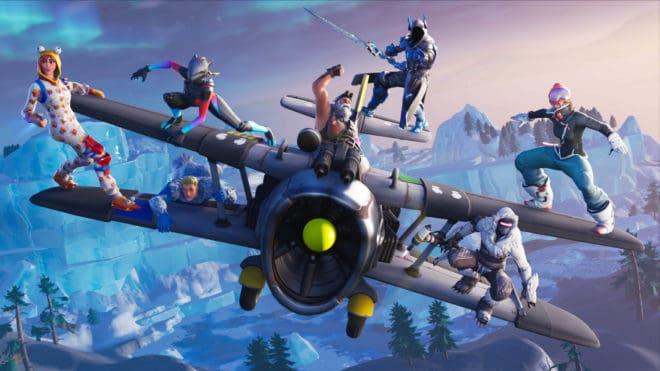Epic Games souhaite échanger avec la communauté de Fortnite.