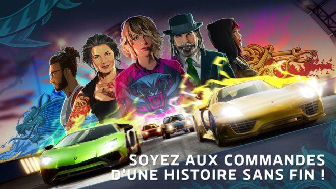 Le jeu de course free-to-play Forza Street officialisé sur PC.
