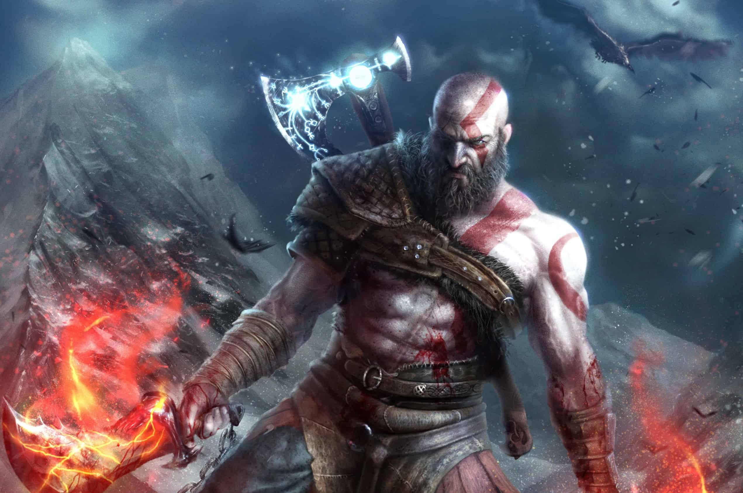 Plus de 10 millions d'exemplaires vendus pour God of War