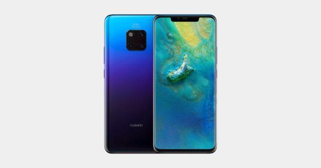 Huawei Mate 20 Pro Crepuscule
