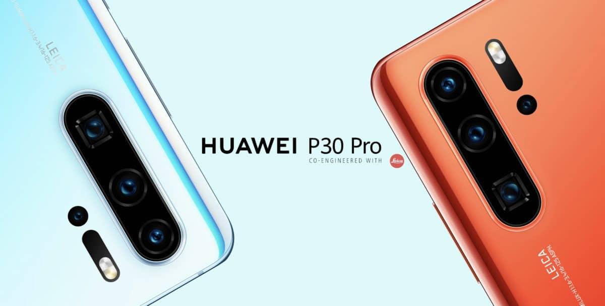 Bon plan : le Huawei P30 Pro à 819€ + 41€ remboursés sur Rakuten